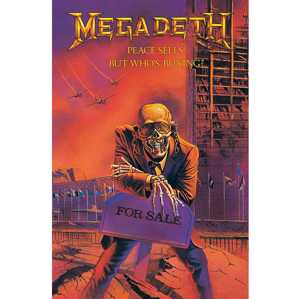 Megadeth - Peace Sells