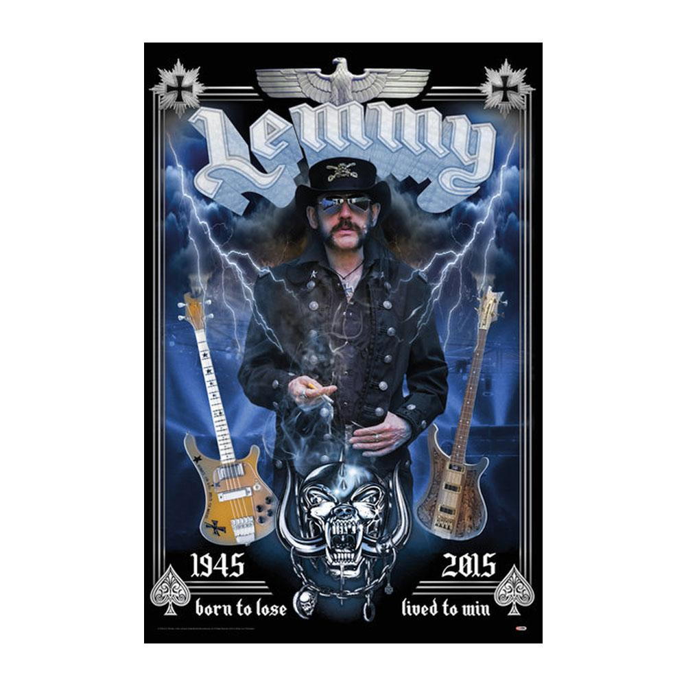 Motorhead - Born To Lose Poster