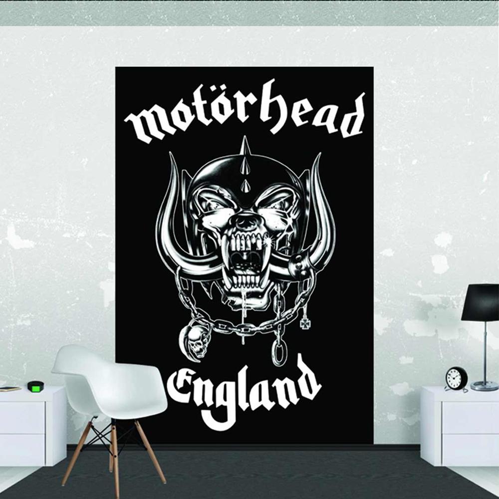 backstreetmerch motorhead categories official merch motorhead wall mural 1 58 x 2 32m