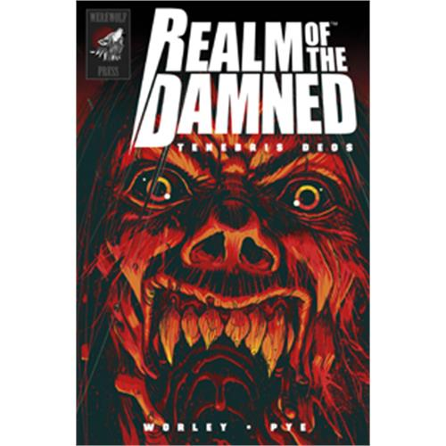 Realm Of The Damned - Realm Of The Damned: Tenebris Deos - (Hardcover)
