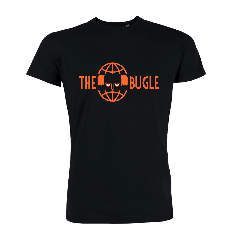 The Bugle - Logo (Black)
