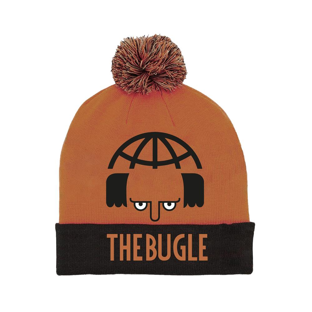 The Bugle - Logo Bobble hat