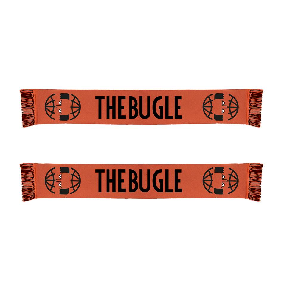 The Bugle - Logo Scarf