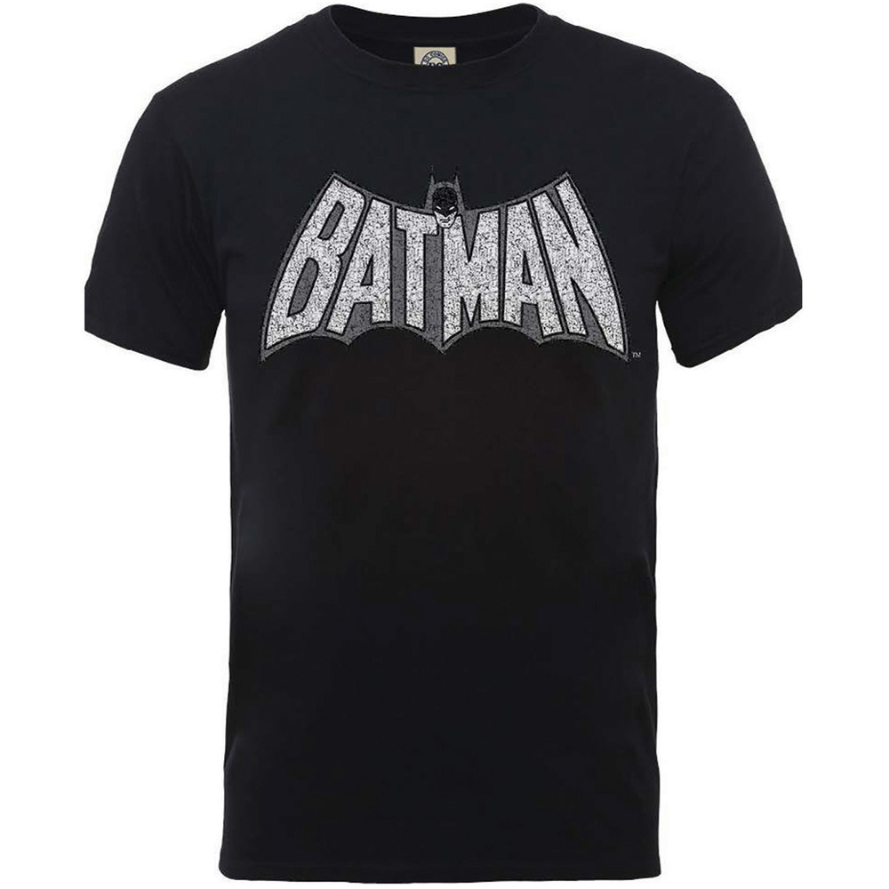 DC Comics - Originals Batman Retro Crackle Logo
