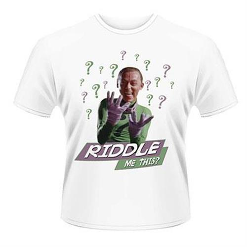 DC Comics - The Riddler (White)