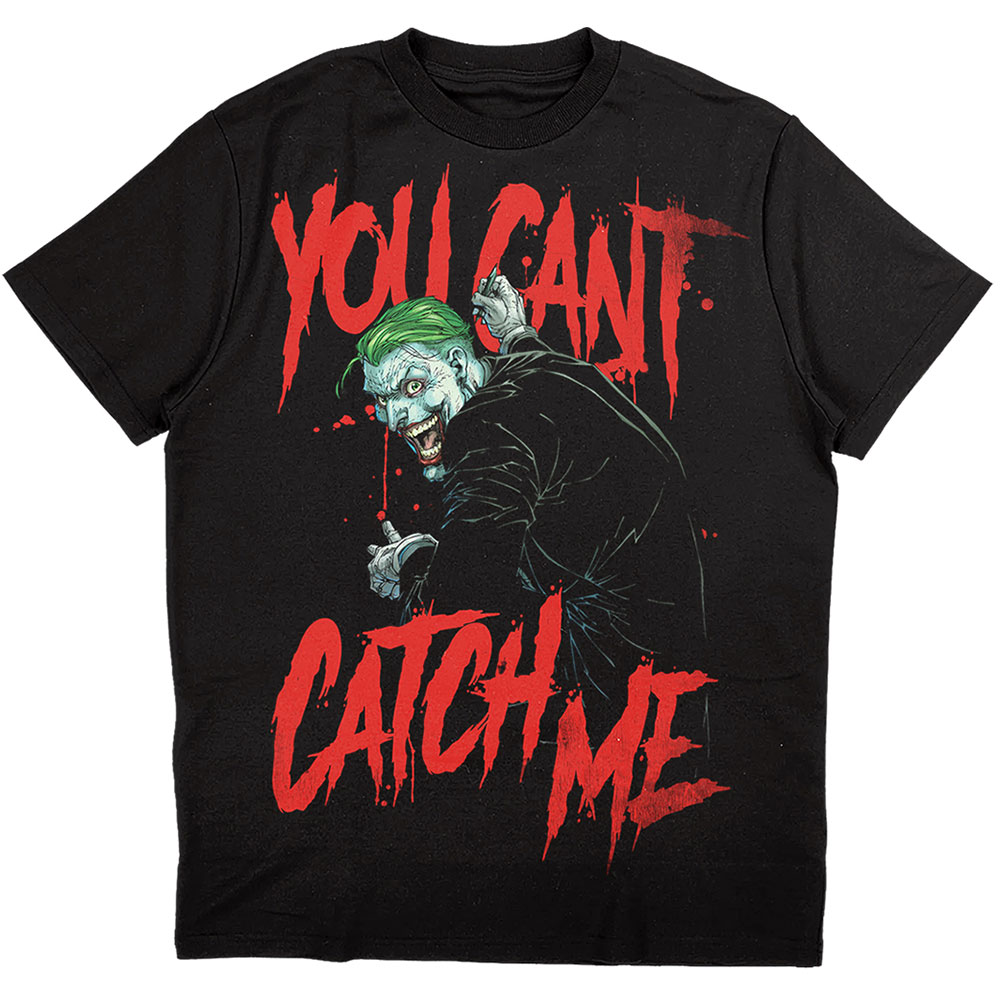 DC Comics - Joker You Can't Catch Me