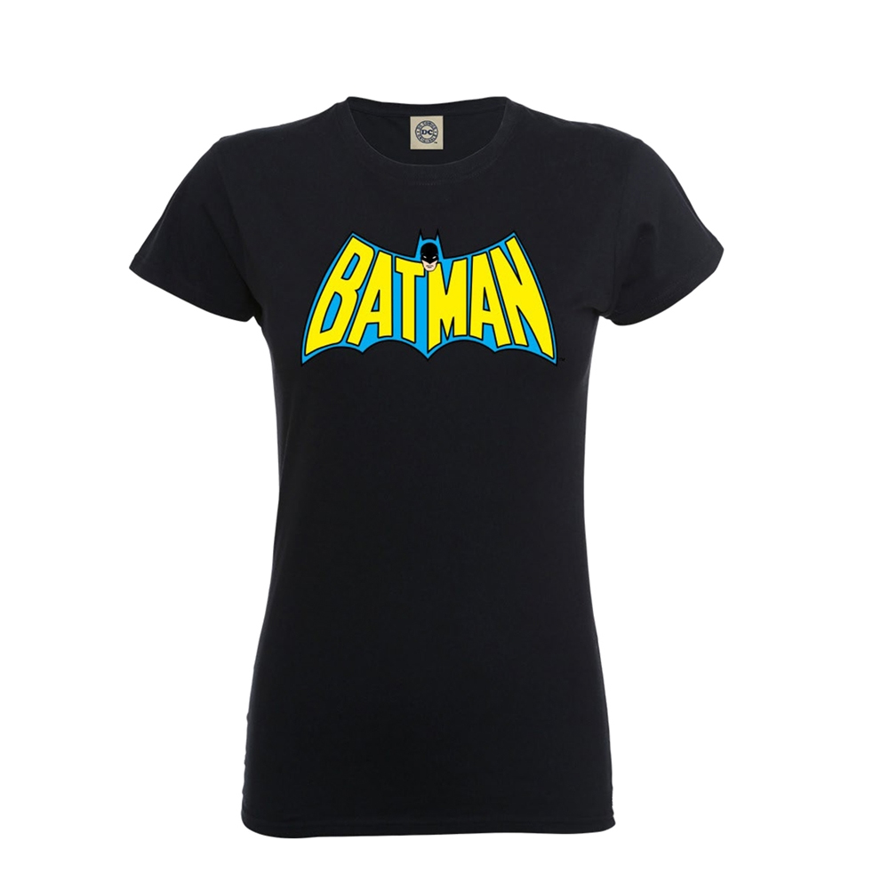 DC Comics - Batman - Retro Logo (Ladies)