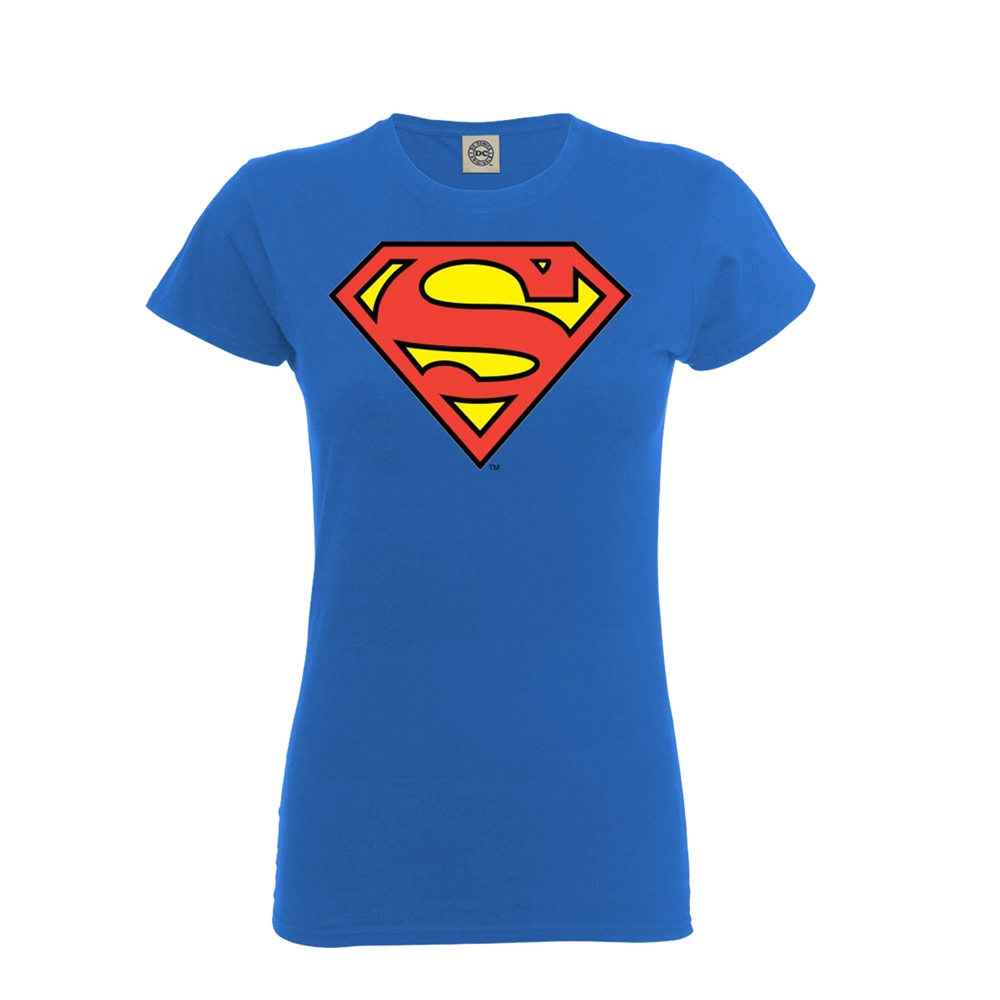 DC Comics - Official Superman Shield (Ladies)