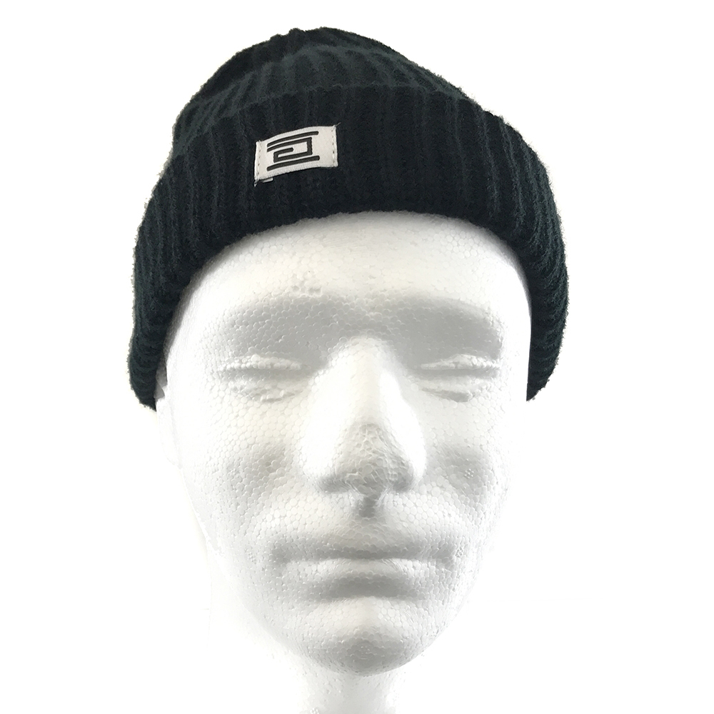 Drumcode - Fisherman's Beanie (Black)