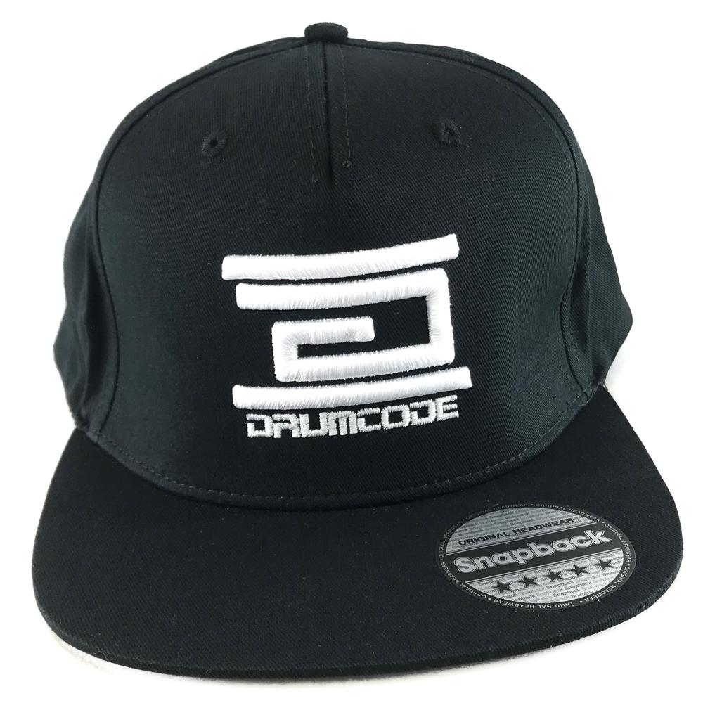 5df9e3473cea0b Drumcode | Classic Snapback (Black) | Drumcode