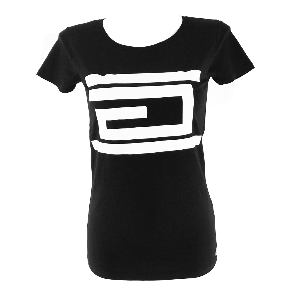 Drumcode - Large Logo (Black)
