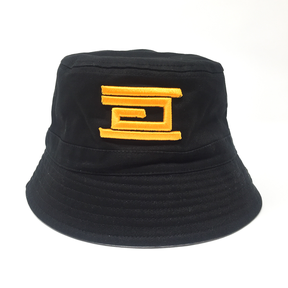 Drumcode - Gold Logo (Black)
