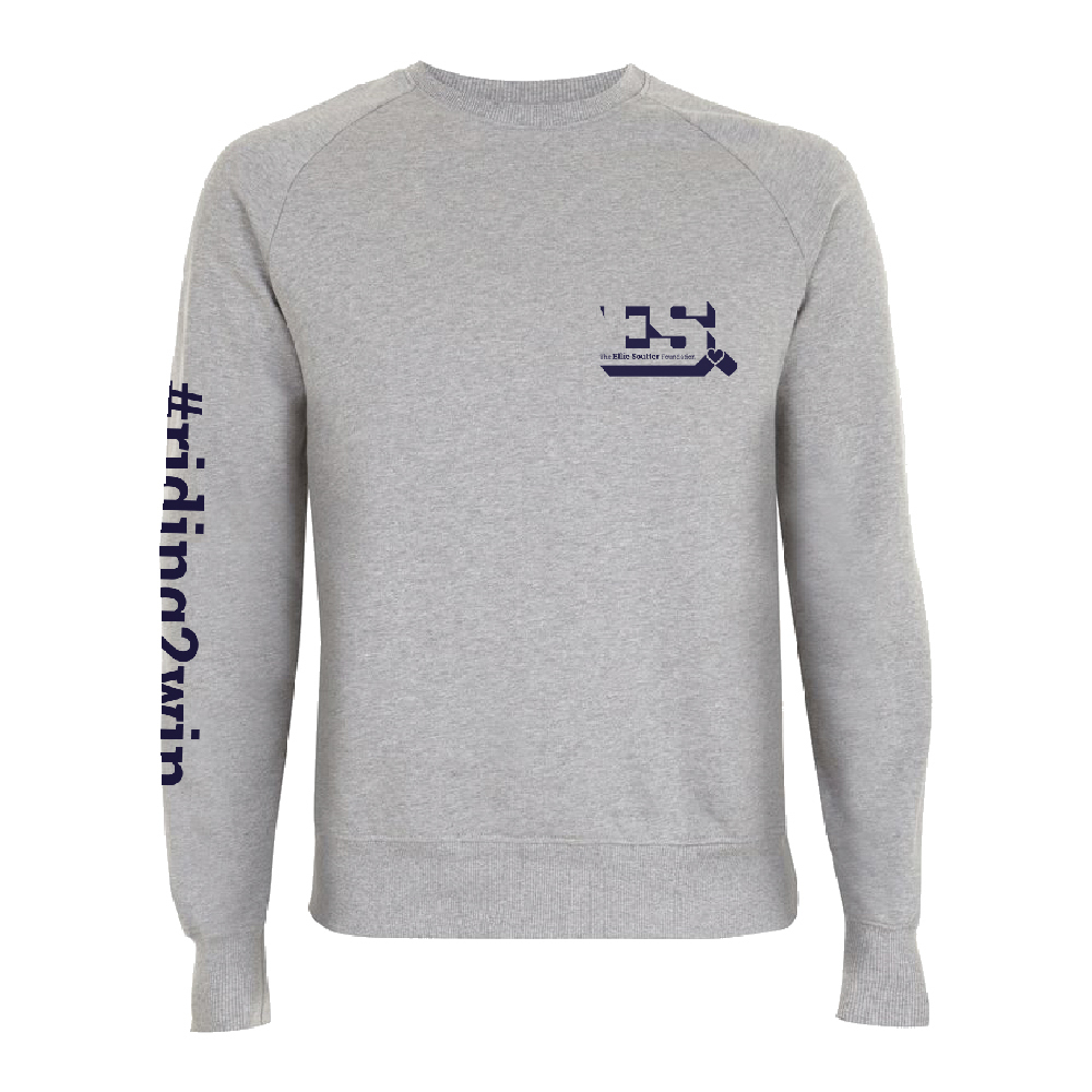 The Ellie Soutter Foundation - ESF Sweatshirt (Light Heather)
