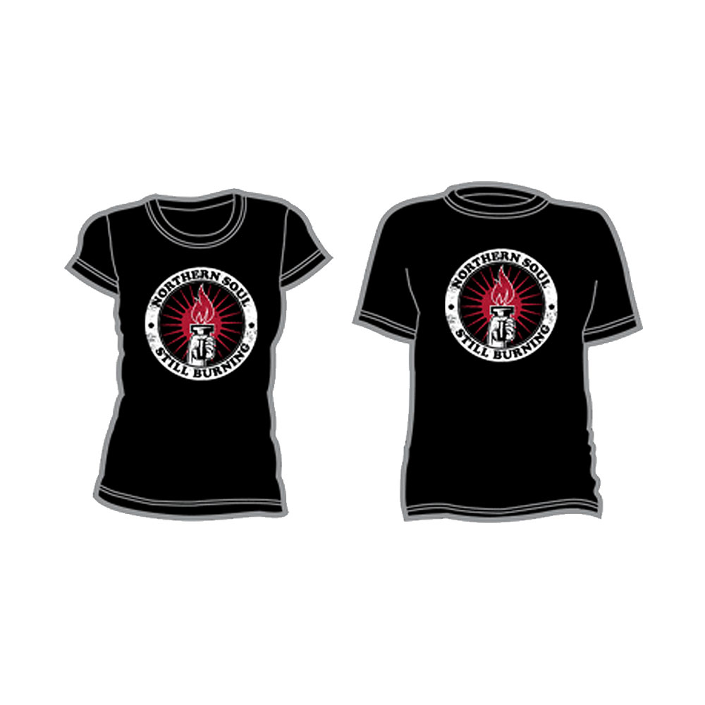 Northern Soul Revival - Still Burning (Black)