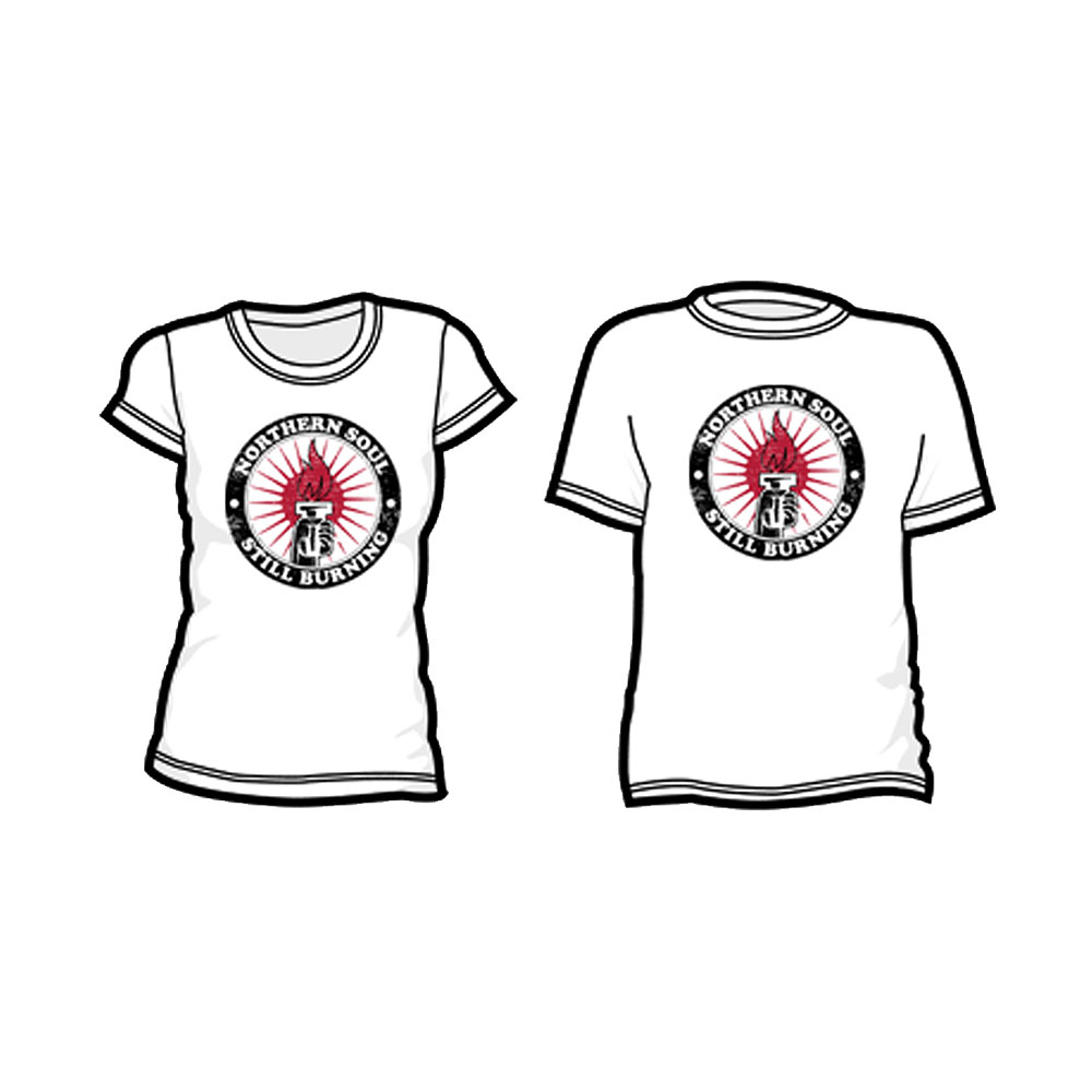 Northern Soul Revival - Still Burning (White)