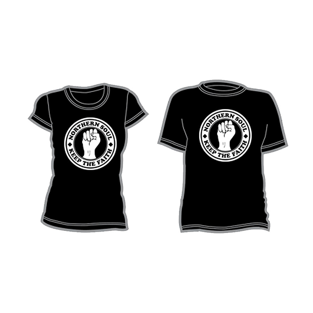 Northern Soul Revival - Keep The Faith (Black)
