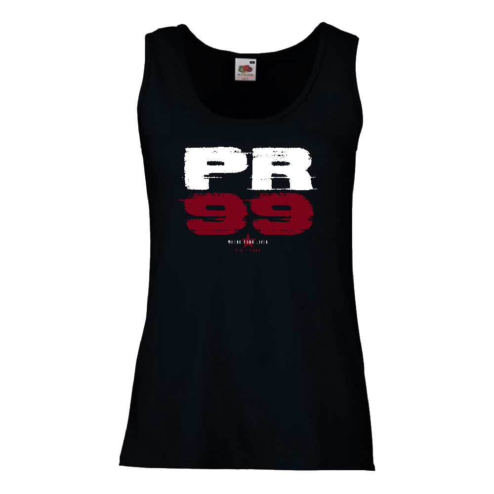 Planet Rock - PR99 Vest (Ladies)