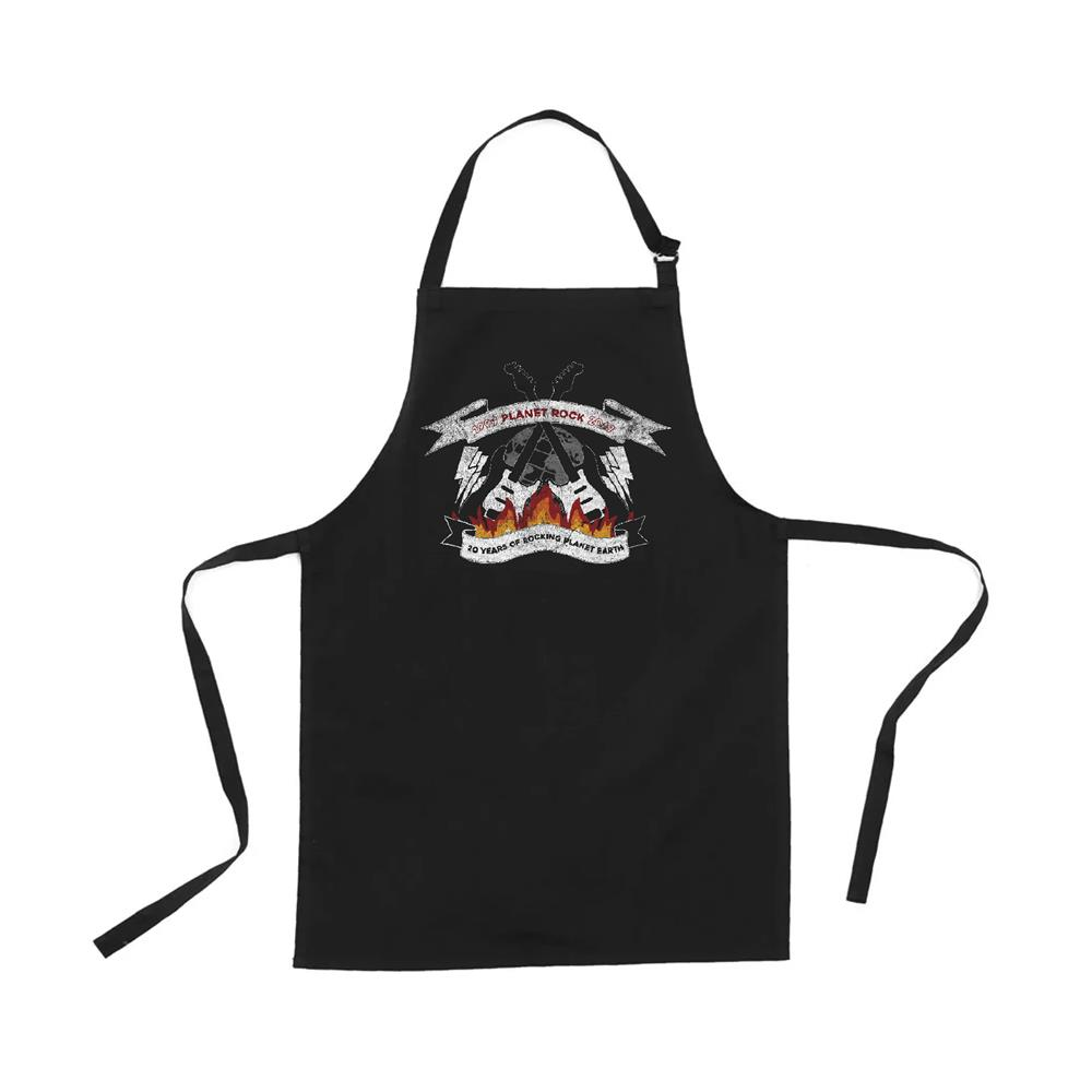 Planet Rock - 20th Anniversary Apron