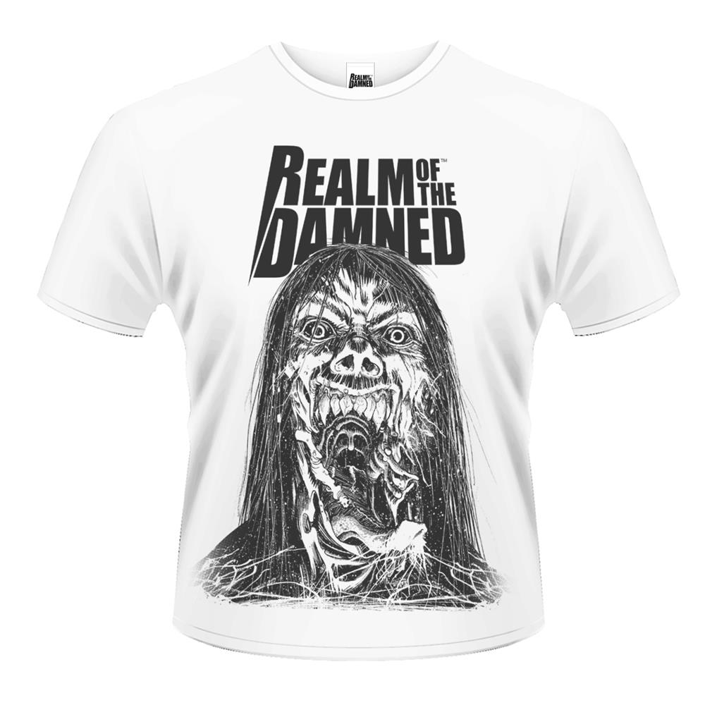 Realm Of The Damned - Realm Of The Damned 3 (White)