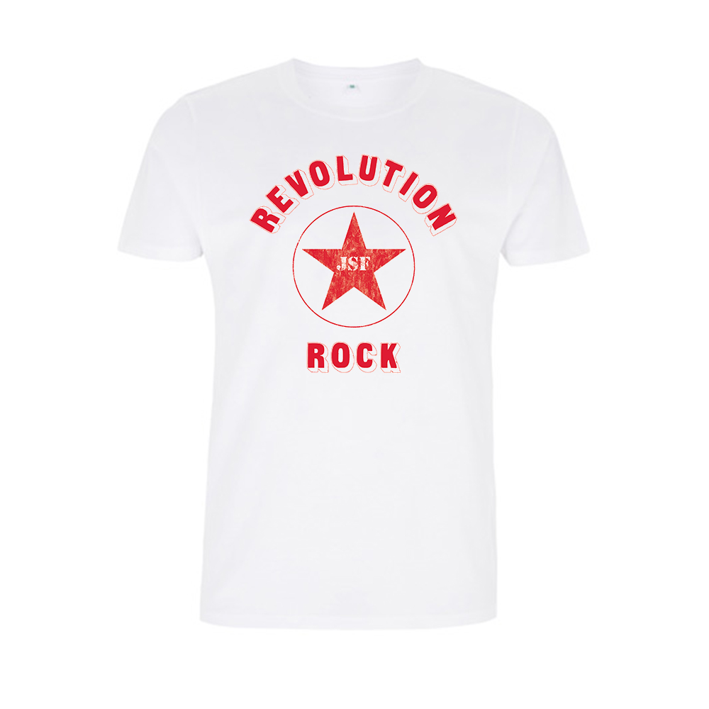 The Joe Strummer Foundation - Revolution Rock (White)