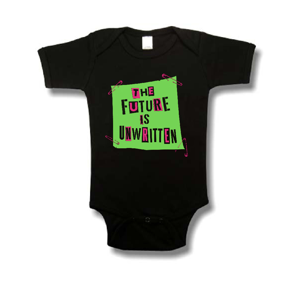 The Joe Strummer Foundation - The Future is Unwritten (Black)