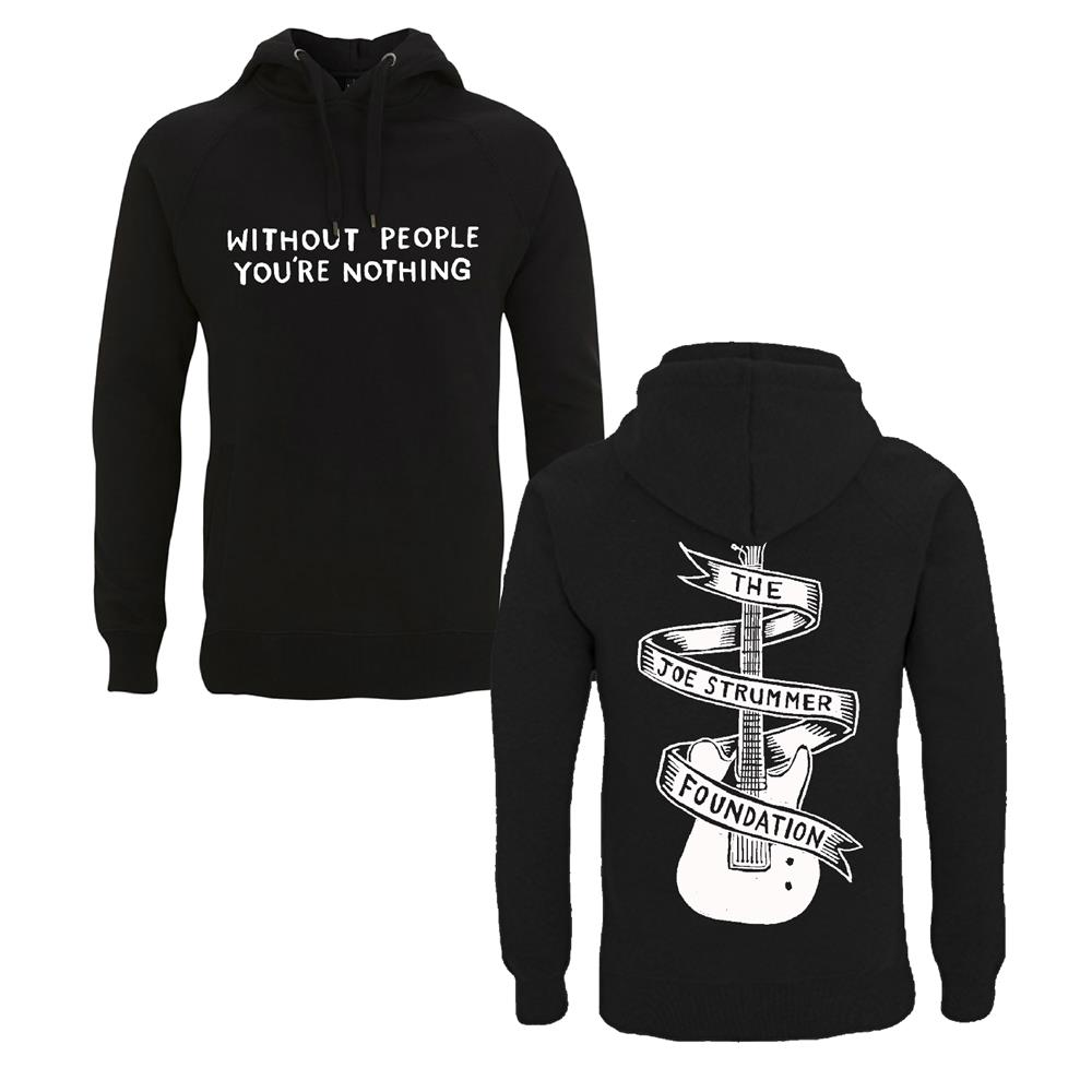 The Joe Strummer Foundation - Without People (Black)