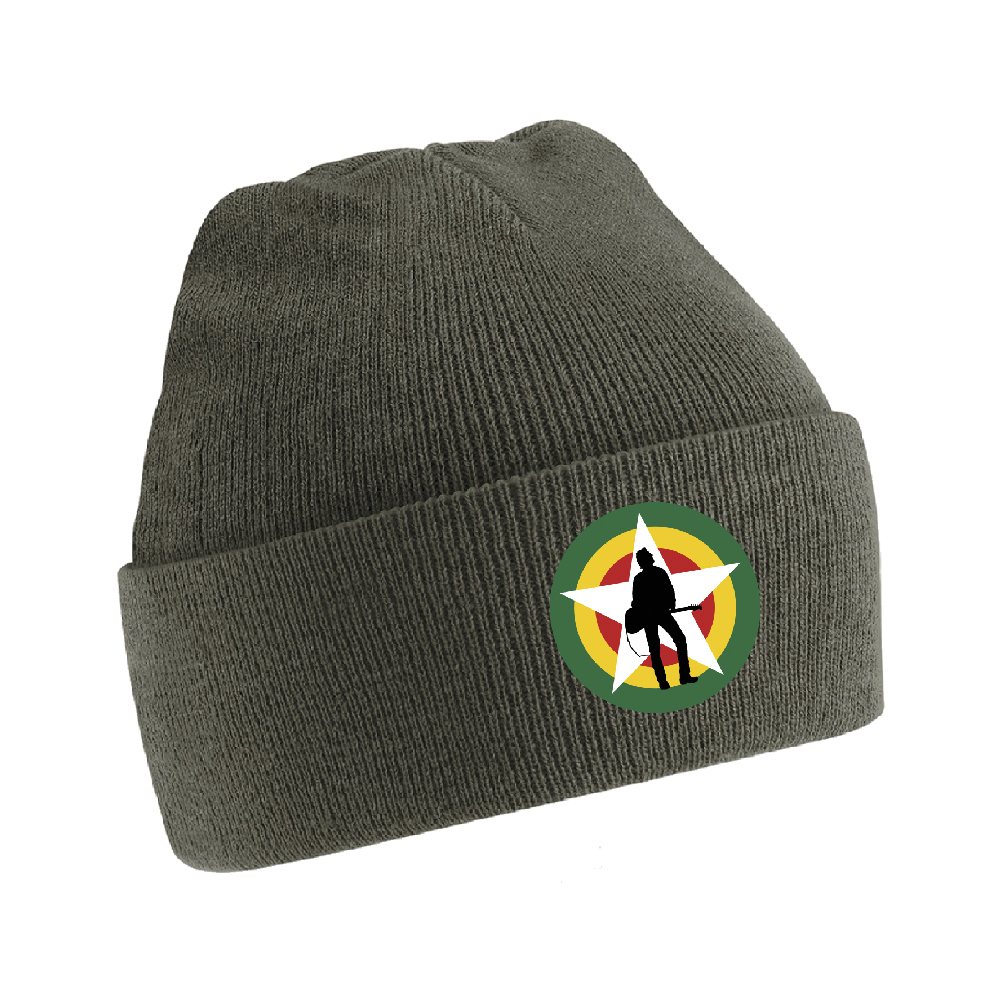 The Joe Strummer Foundation - JSF Logo Beanie