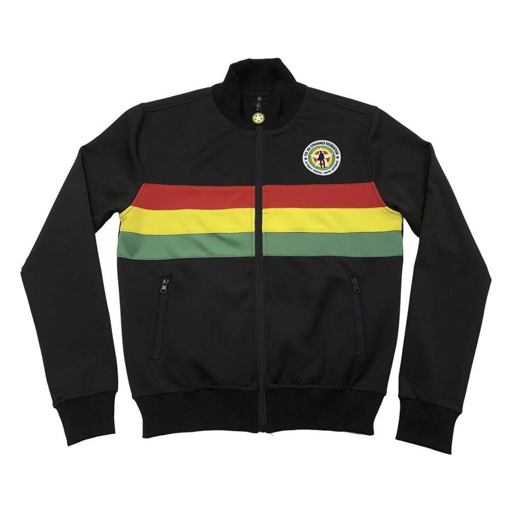 The Joe Strummer Foundation - Track Top (Now In Stock)
