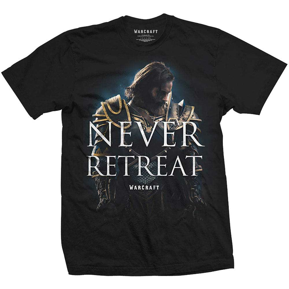 Warcraft - Never Retreat