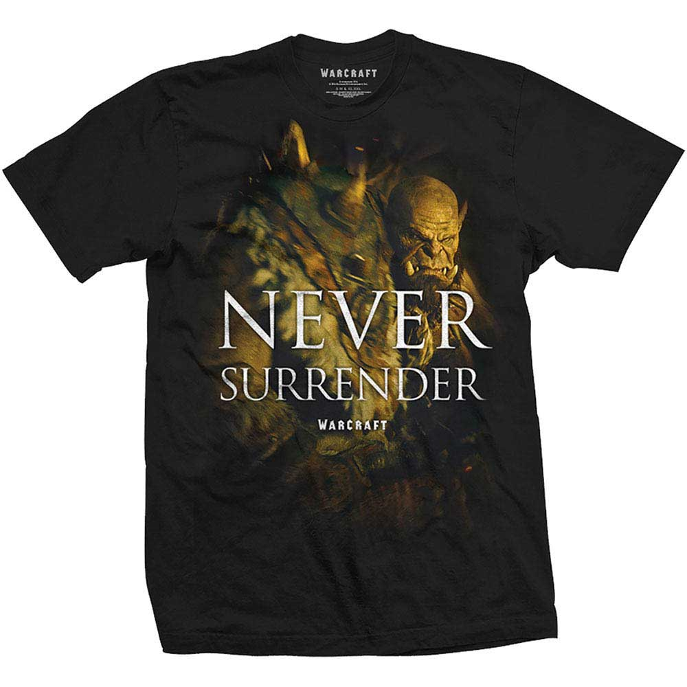 Warcraft - Never Surrender