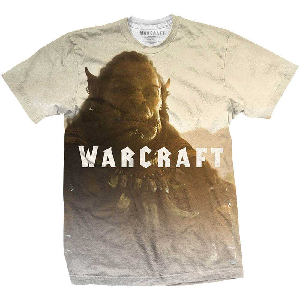 Warcraft - Durotan Fade (Sublimation Print)