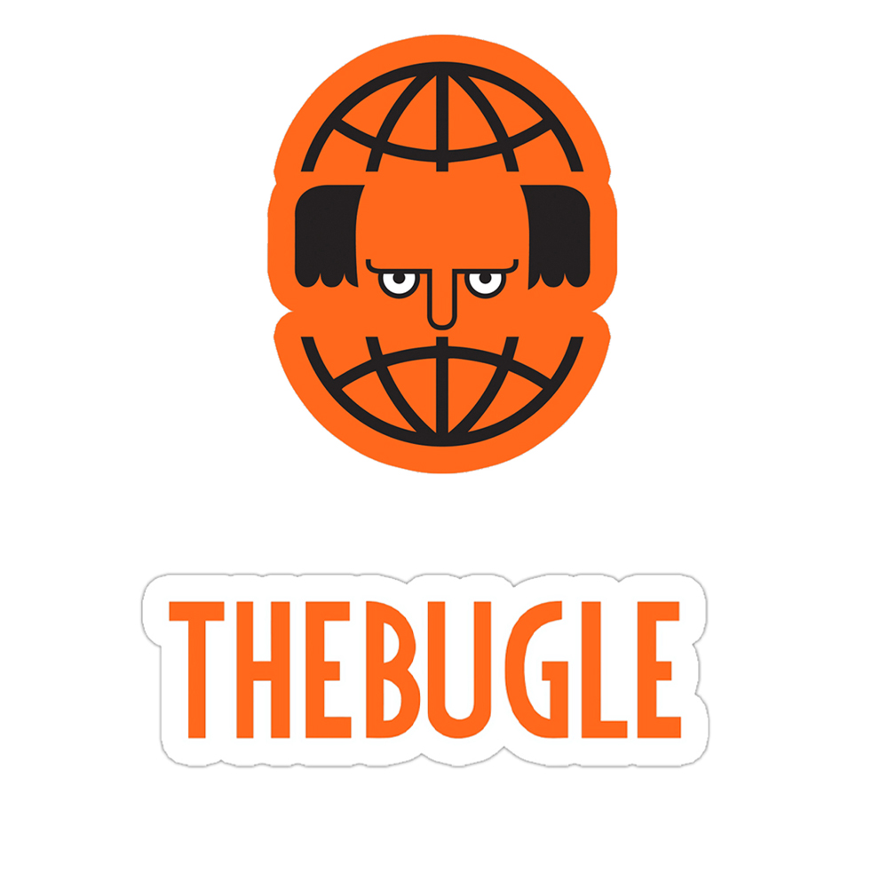 The Bugle - Stickers