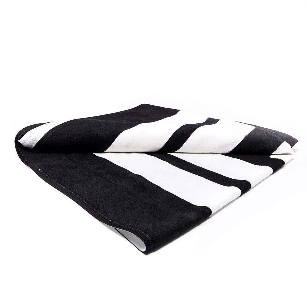 Drumcode - Beach Towel (Black)