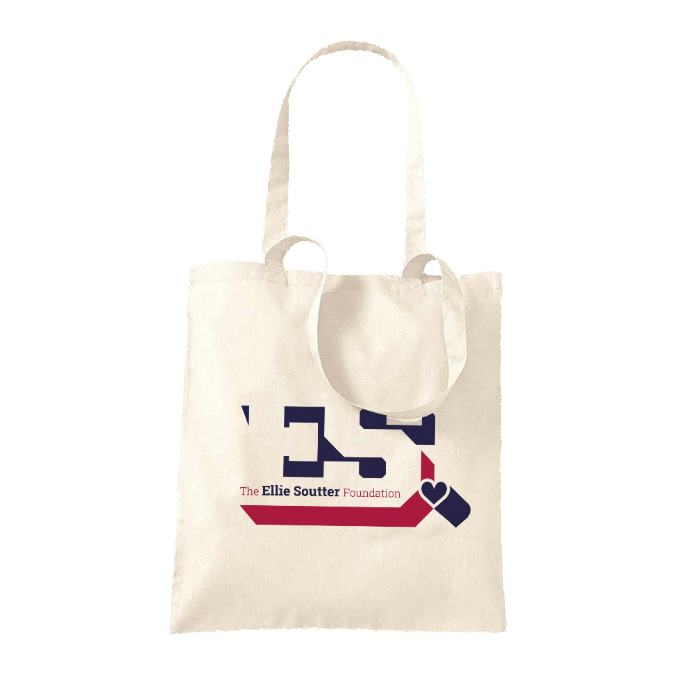 The Ellie Soutter Foundation - Ellie Soutter Foundation Tote Bag