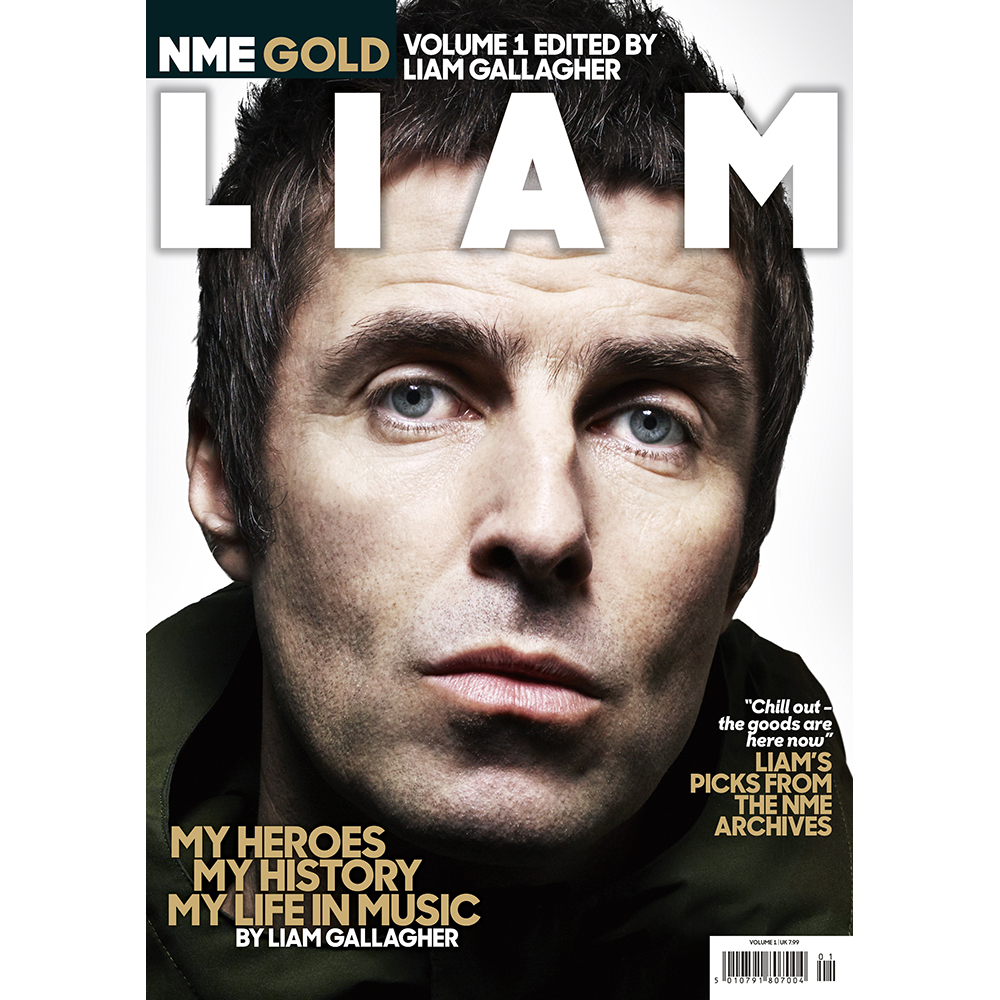 NME Gold - NME Gold: Liam Gallagher