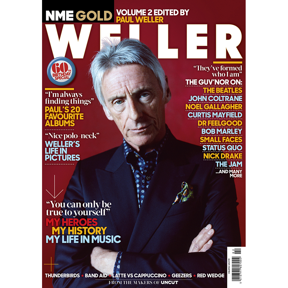 NME Gold - NME Gold: Paul Weller