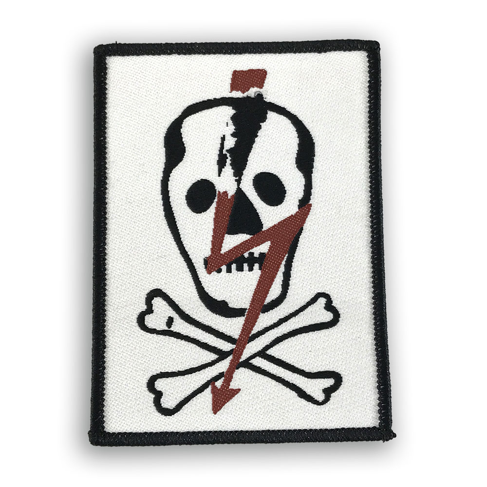 The Joe Strummer Foundation - Skull