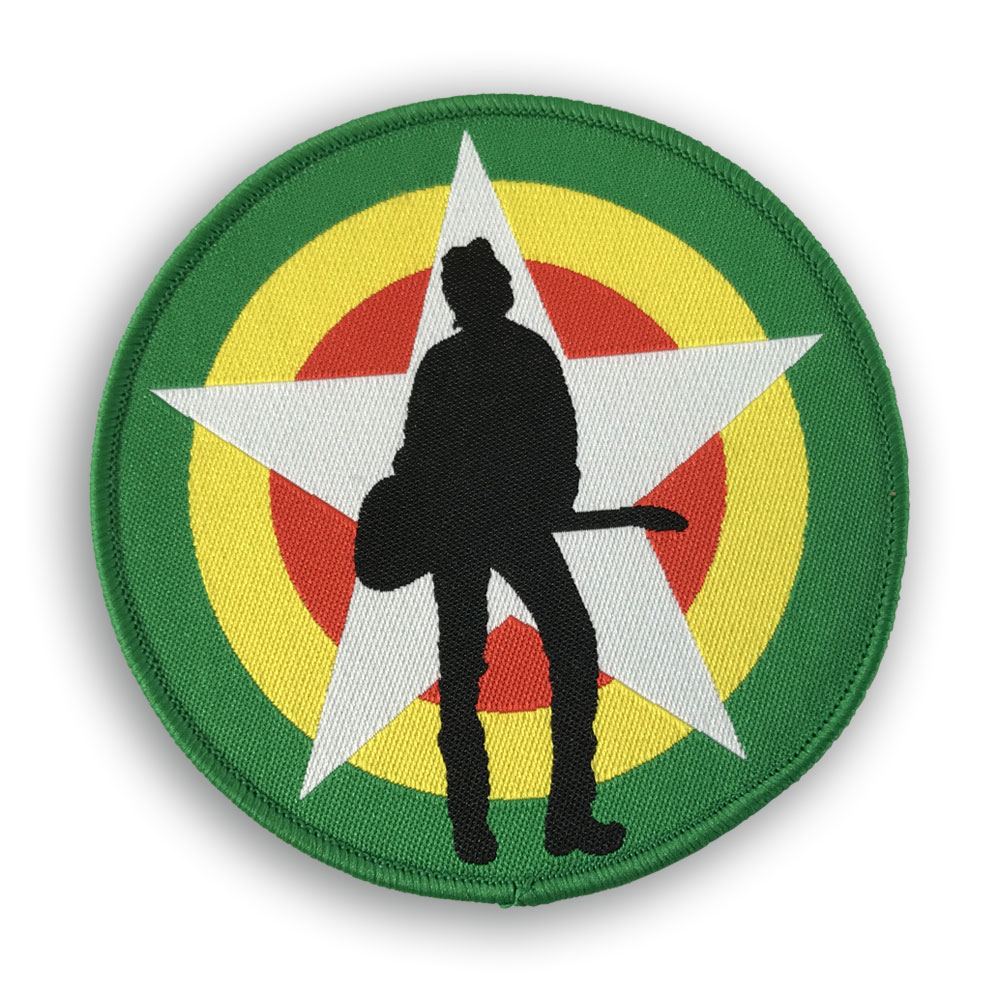 The Joe Strummer Foundation - Silhouette Logo