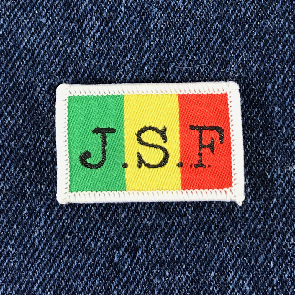 The Joe Strummer Foundation - JSF Logo