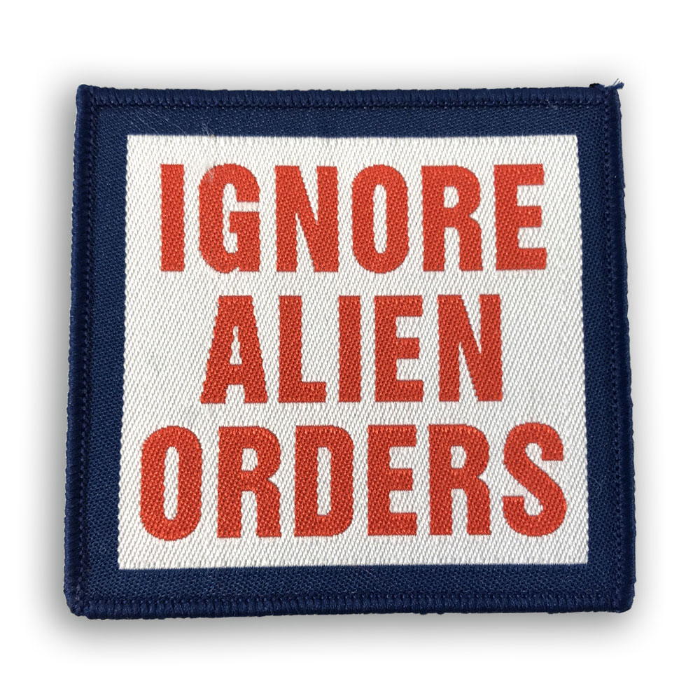 The Joe Strummer Foundation - Ignore Alien Orders