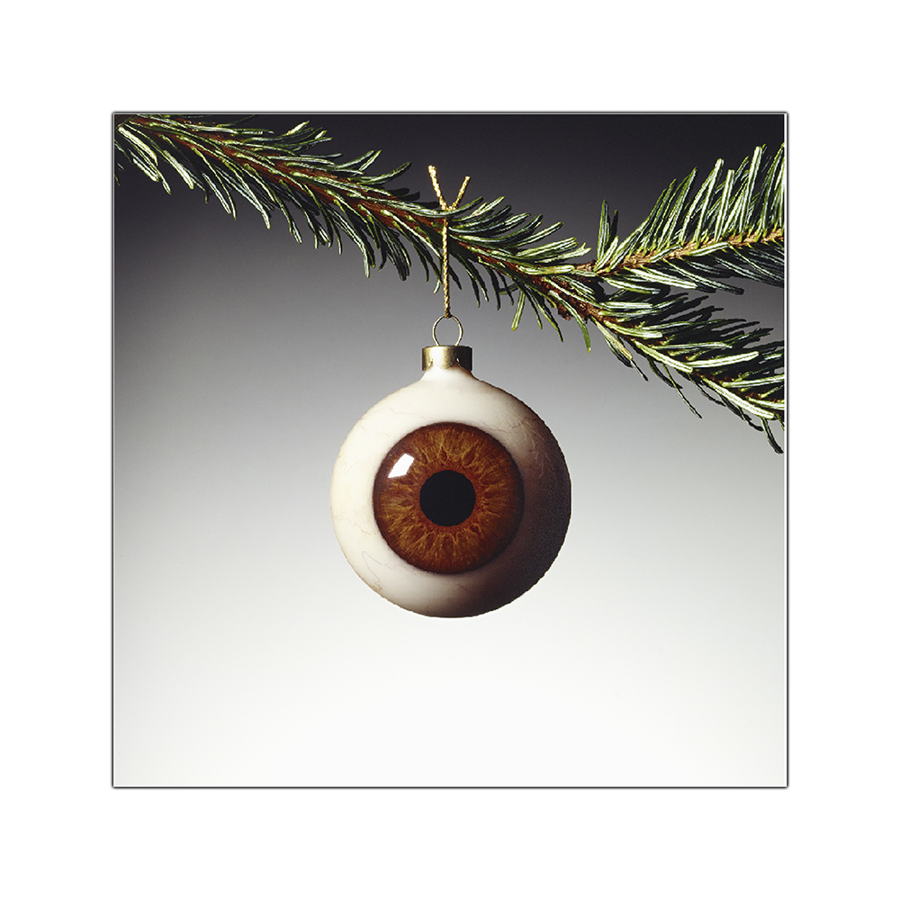 The Joe Strummer Foundation - Eyeball Christmas Cards (Pack of 8)