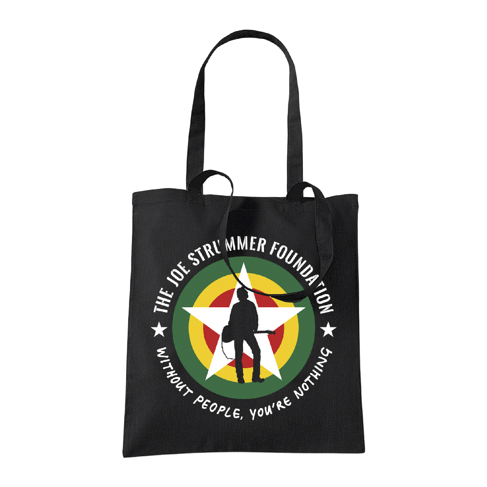The Joe Strummer Foundation - JSF Logo Tote Bag