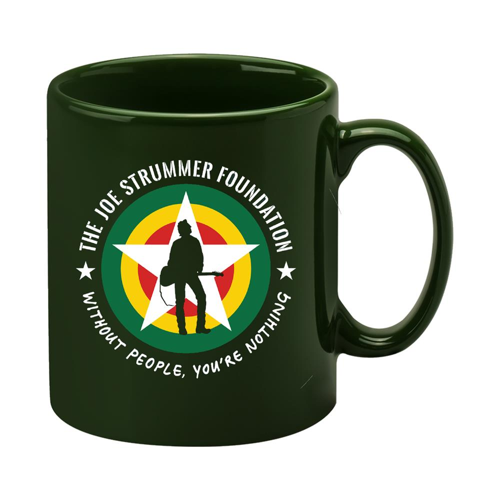 The Joe Strummer Foundation - Without People You're Nothing