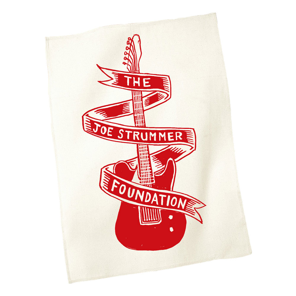 The Joe Strummer Foundation - Telecaster (Red Print)