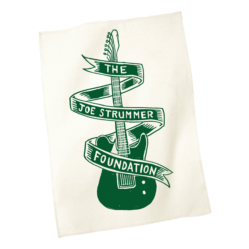 The Joe Strummer Foundation - Telecaster (Green Print)