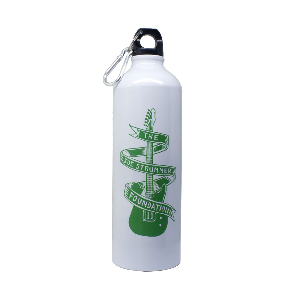 The Joe Strummer Foundation - JSF Bottle