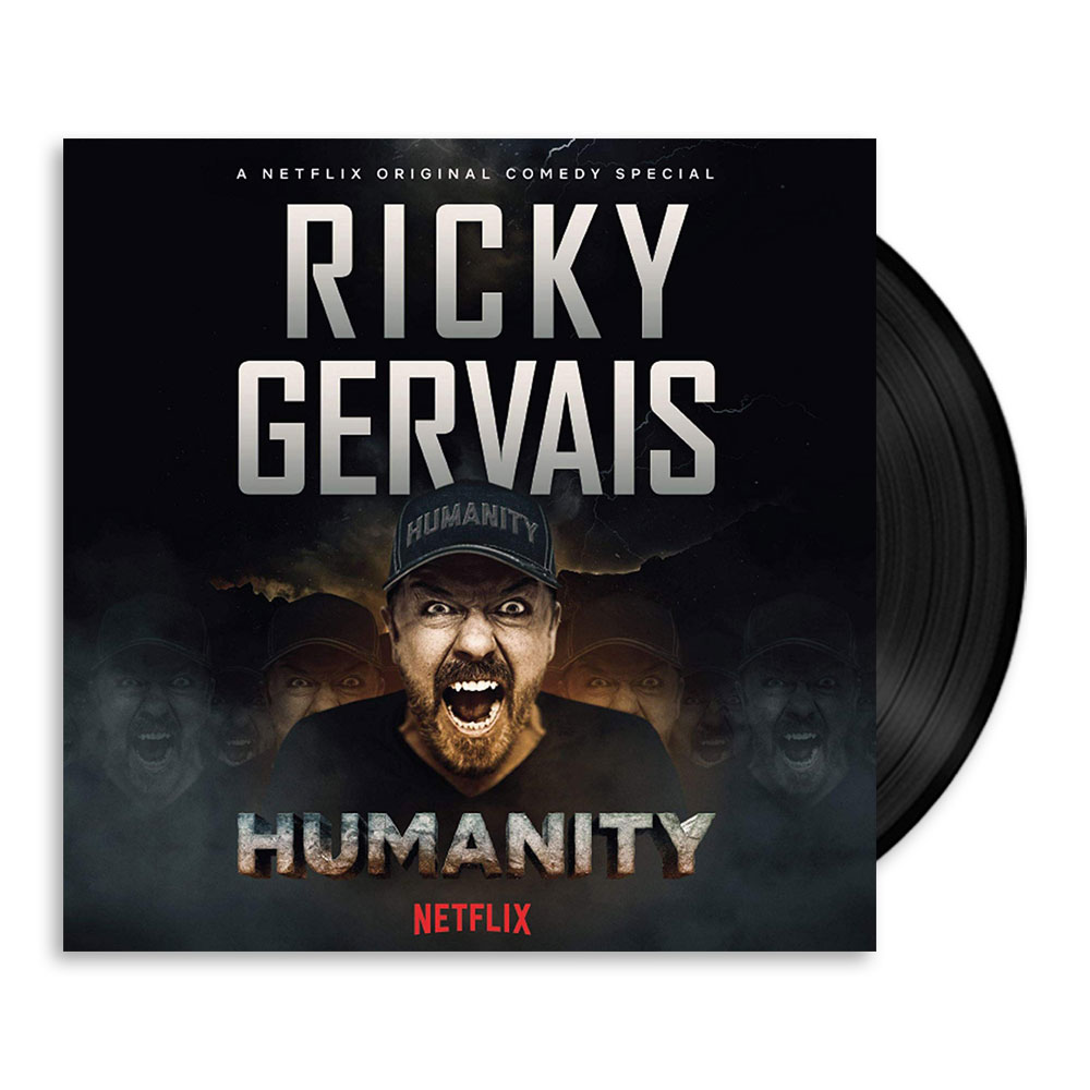 Ricky Gervais - Humanity 2LP