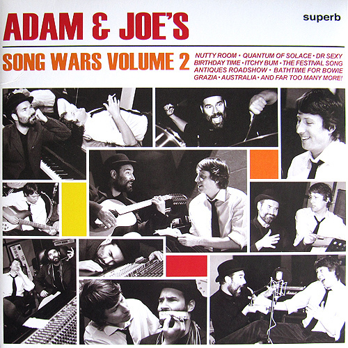 Adam And Joe Show - Adam & Joe's Song Wars Volume 2 (MP3 Download)