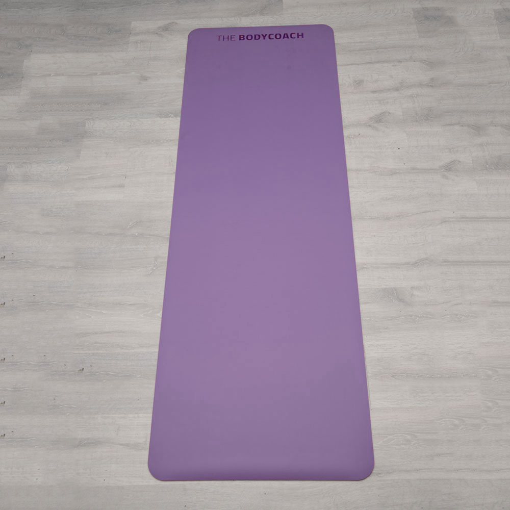 The Body Coach -   Purple HIIT Mat