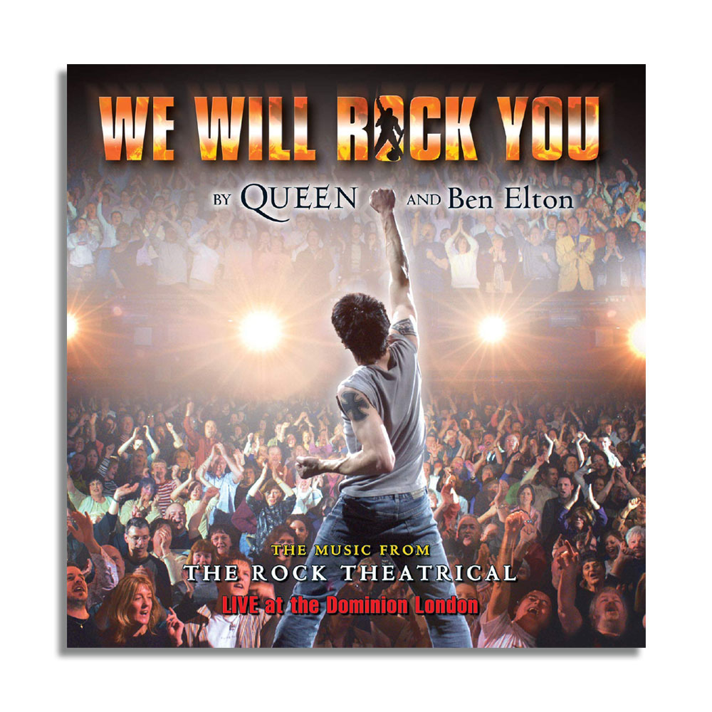 We Will Rock You - WWRY Soundtrack